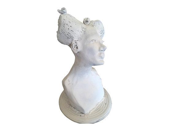 #2022 Female Pottery Head 1
