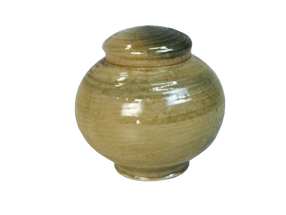 #2005 Pottery with Lid