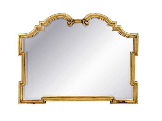 #3708 Gold La Barge Italian Mirror