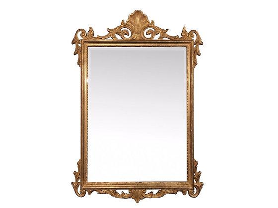 #3707 La Barge Regency Mirror