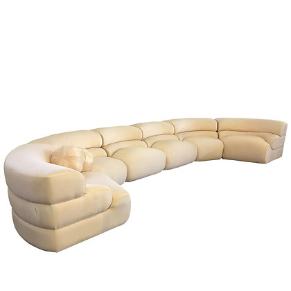 #4276 Kagan for Preview 6 Piece Sectional Sofa