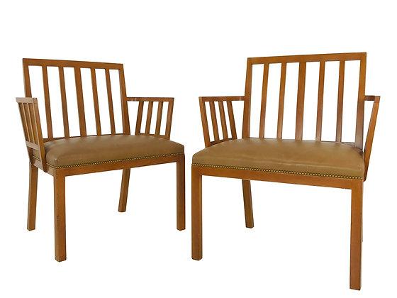 #4507 Pair Rose Tarlow Chairs