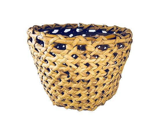 #3364 Woven Planter Basket