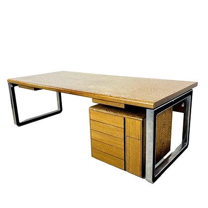 #5432 T333 Desk by Eugenio Gerli and Osvaldo Borsani for Tecno