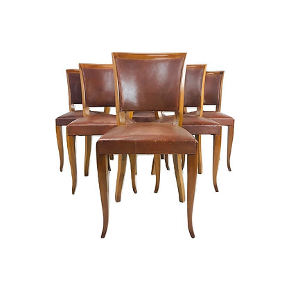 #5019 Cordovan Dining Chairs