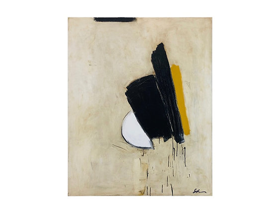 """#3975 """"Eclipse"""" by Craig Schumacher (48""""w x 60""""h)"""