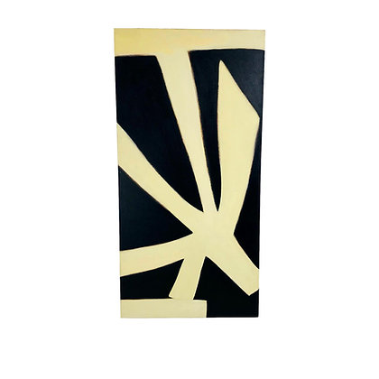 #5675 Mina Ramirez Abstract Painting