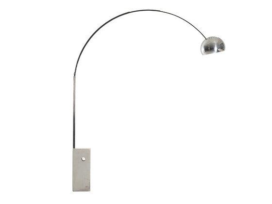 #8331 Arco Floor Lamp by Flos