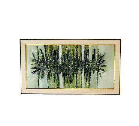 #5469 Elva Levy Abstract Art