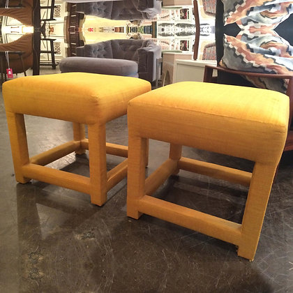 #8196 Pair Parsons Style Stools