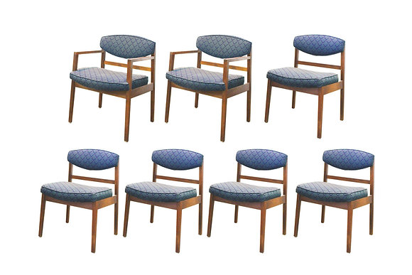 #7772 Set of Six George Nelson Chairs