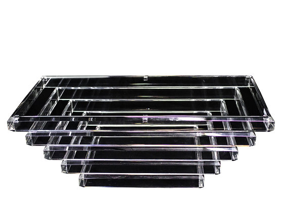 #3051 Stacked Coffee Table