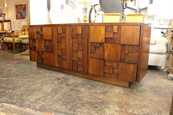#1022 Brutalist Dresser by Lane