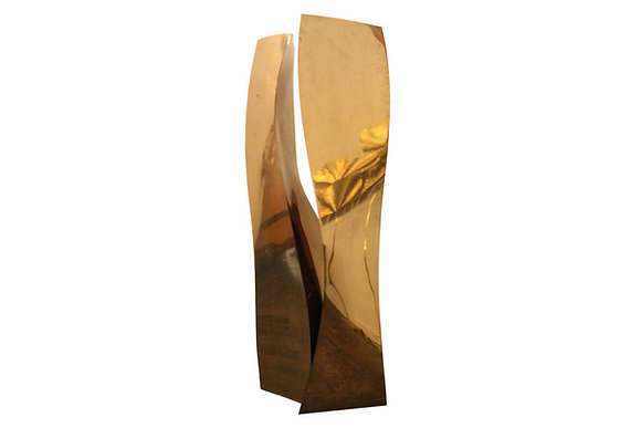 "#2111 Bronze  ""Mountain Tango"" by Ali Baudoin"