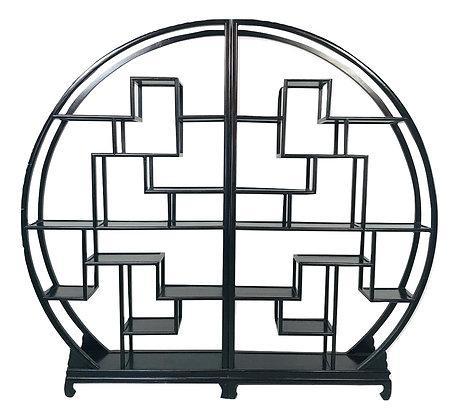 #4629 Asian Circular Shelf