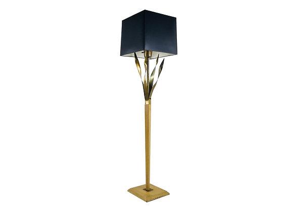#4056 Brass Floor Lamp