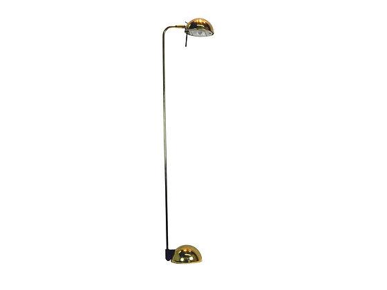 #2327 Robert Sonneman Brass Floor Lamp for Kovacs