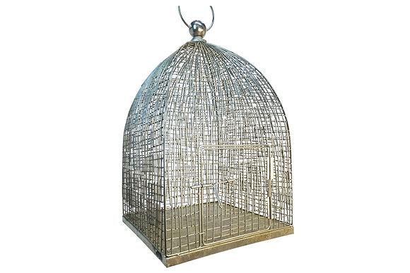#1882 Brutalist Birdcage