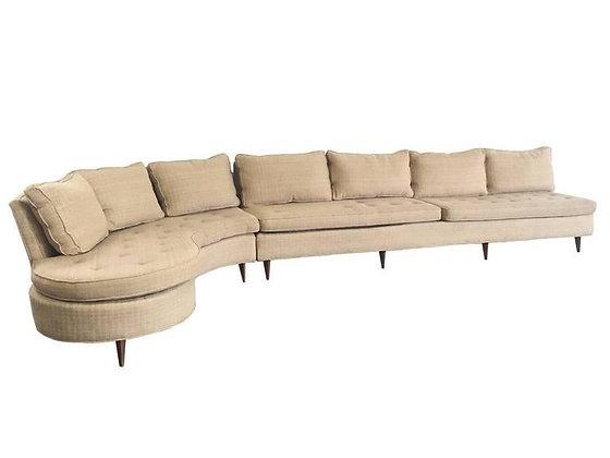 #1921 Erwin Lambeth Sectional Sofa