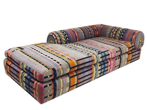 #2690 Bolster Back Chaise Lounge