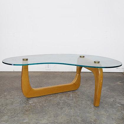 #7005 Naguchi Kindey MCM Coffee Table