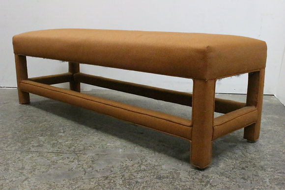 #1199 Parson Style Bench
