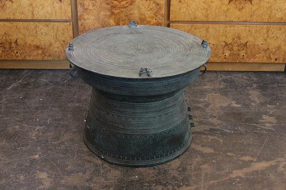 #1023 Bronze Drum