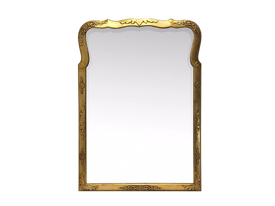 #3709 La Barge Style Mirror with Florets