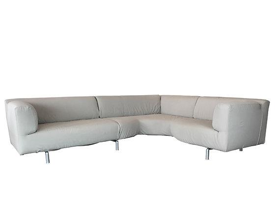 #2679 Cassina 250 Met Divano Sectional Sofa by Piero Lissoni