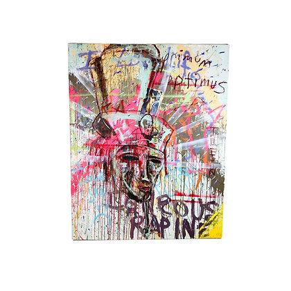 #5366 Monumental Ricardo Paniagua Painting