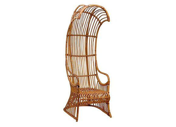 #8169 Bamboo Canopy Chair