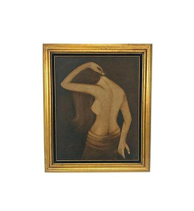 #4615 Large Brown Tone Nude