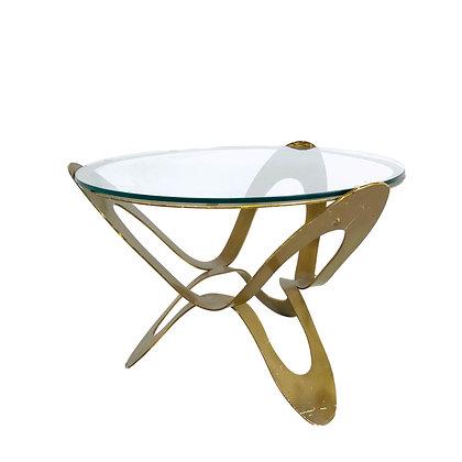 #5428 Metal Ribbon Table