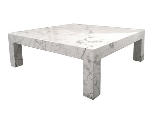 Carrera Marble Coffee Table Milo Baughman - Carrera marble coffee table
