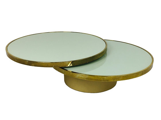 #2808 DIA Rotating Coffee Table
