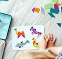 Dítě Dělat uměleckou činnost