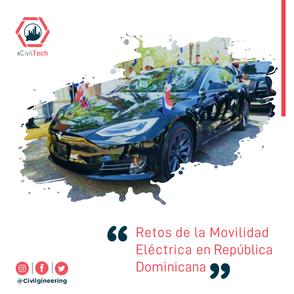 Retos de la Movilidad Eléctrica en República Dominicana