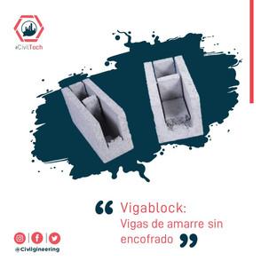 VigaBlock: Vigas de amarre sin encofrado