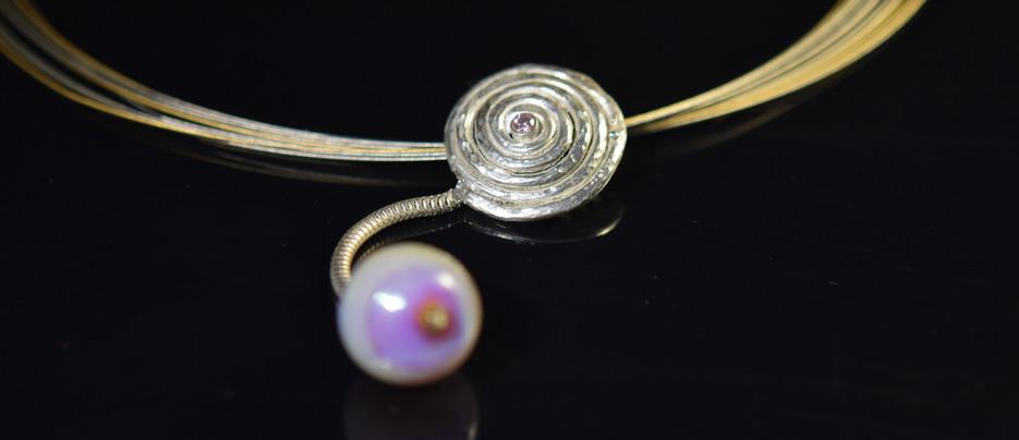 Spiralglas