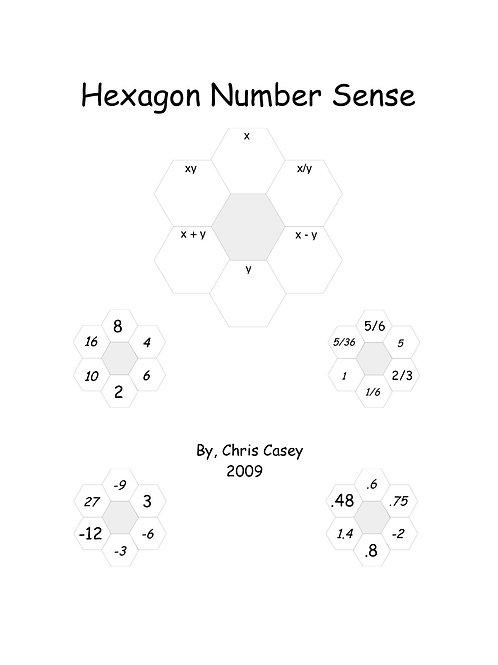 Hexagon Number Sense