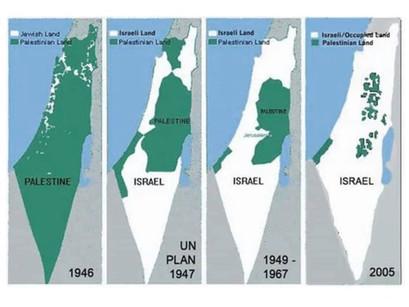Wie die Bildung von Israel im britisch kolonialisierten Land der Palästinenser beschlossen wurde