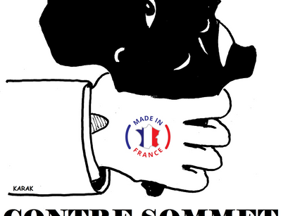 Civil society invites to counter-summit for fair French-African-Relations to the of the states