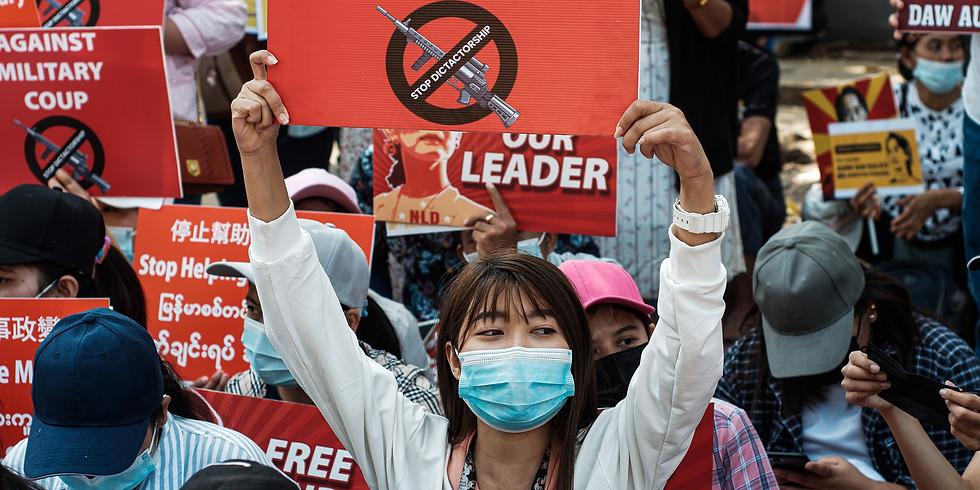 Myanmar: Lage nach dem Militärputsch