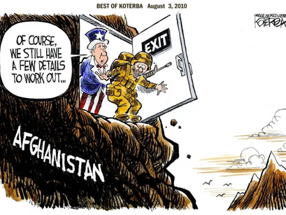 Jeffrey Sachs on the stupidity of the US war on Afghanistan