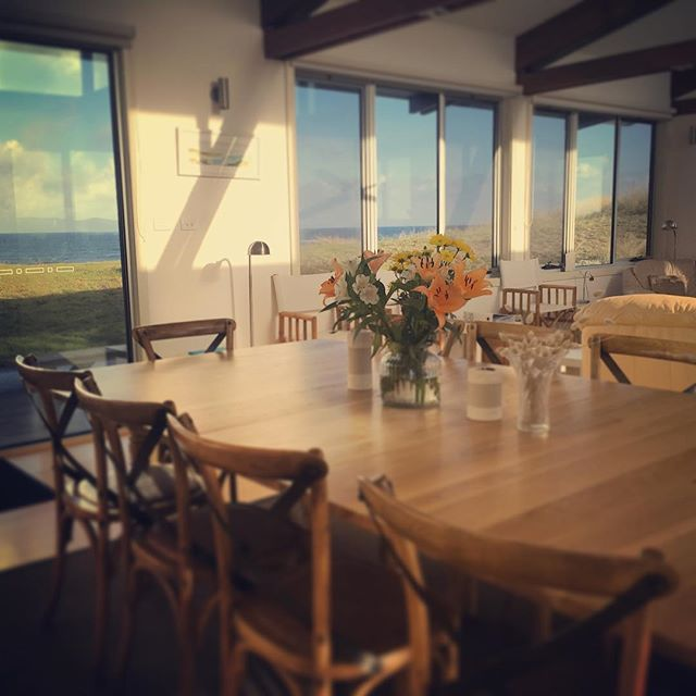 Turnstone Beach House. Ready and waiting for your winter getaway. Contact us now for our hot winter
