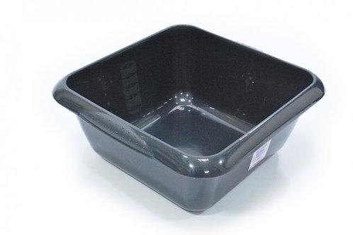 Square Washing Up Bowl Graphite