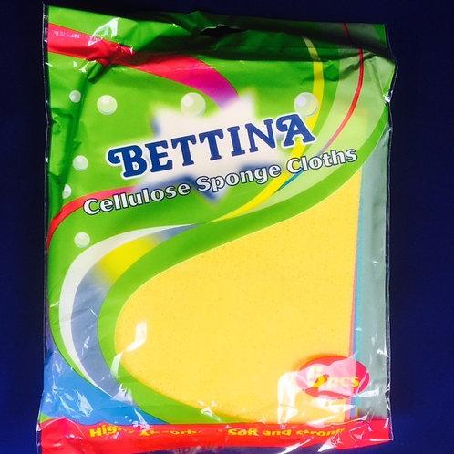 Bettina 5pc Sponge Cloth