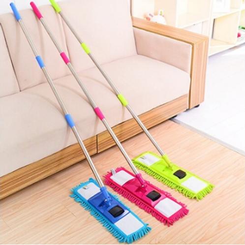 Microfiber Floor Cleaner/ Adjustable Flat Mop