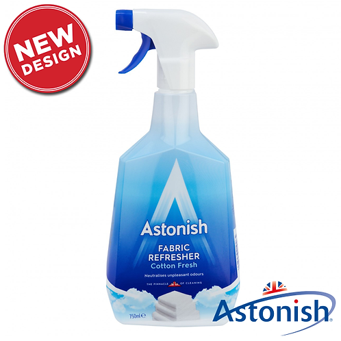 Astonish Fabric Freshener & Deodoriser 750ml