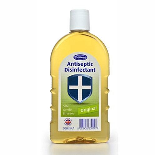Antiseptic Disinfectant 500ml - Original (brown)